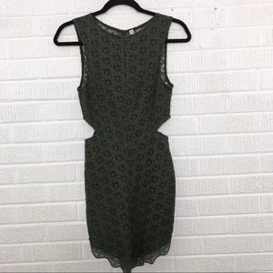 Intimately Free People Lace Side Cut Out Dress XS